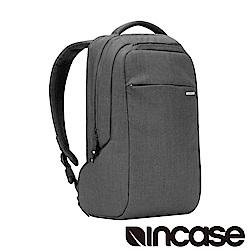 INCASE ICON Slim Pack 15吋 舞龍面料輕巧筆電後背包 (麻灰)