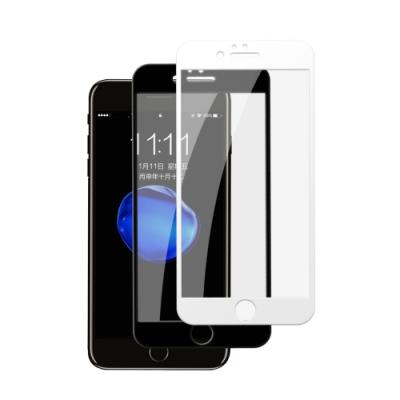 iPhone 6 6s 軟邊 碳纖維 防刮 9H鋼化玻璃膜 手機 保護貼 (iPhone6保護貼 iPhone6s保護貼 )
