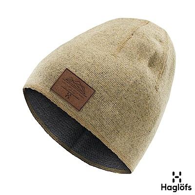 Haglofs Whooly 羊毛保暖帽 橡木色