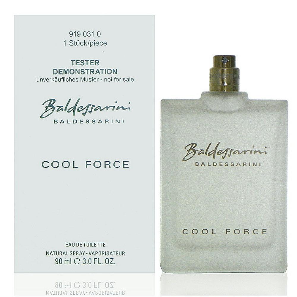 Baldessarini Cool Force 冷酷男性淡香水 90ml Tester