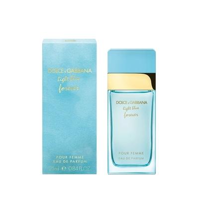 DOLCE & GABBANA D&G light blue forever 淺藍詠愛女性淡香精25ml
