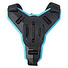 TELESIN GoPro專用 機車 重機 全罩頭盔 固定支架 小米 SJCAM 適用