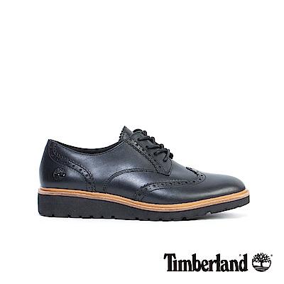 Timberland 女款黑色牛津鞋 | A1MMD015