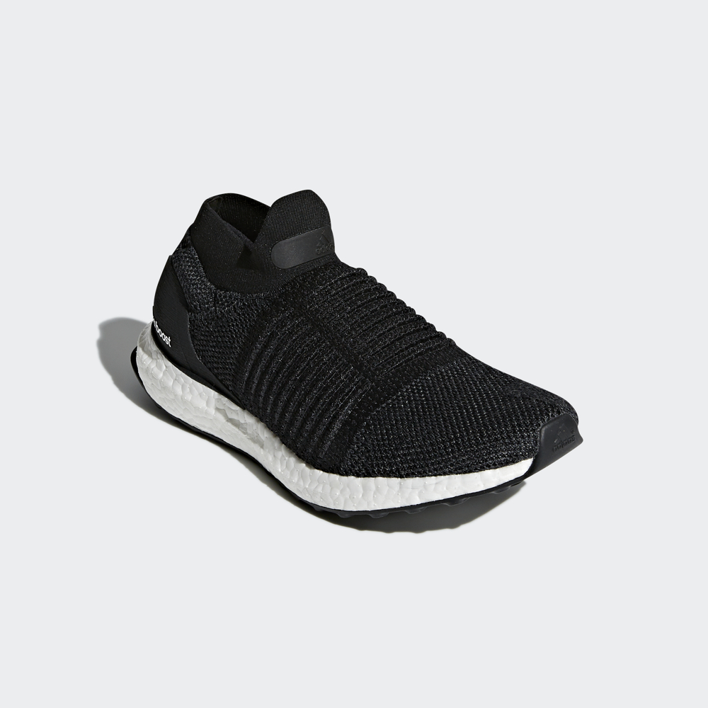 adidas ULTRABOOST Laceless 跑鞋女BB6311
