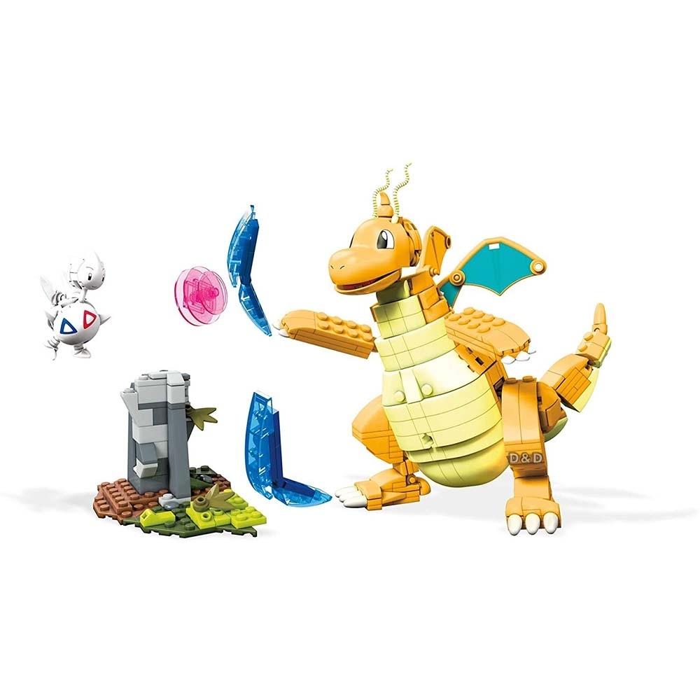 Mega美高創建 - 寵物小精靈 啟暴龍格鬥組合