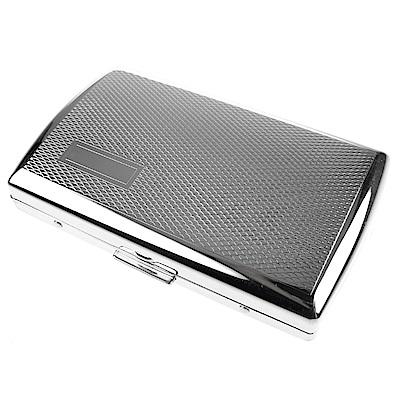 Pearl 珍珠 日本進口~高質感煙盒(菱格紋款)