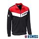 K-SWISS V Shape Panel Jacket運動外套-女-黑 product thumbnail 1