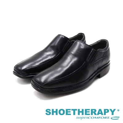 SAPATOTERAPIA(男)PRETO氣墊輕量紳士皮鞋 男鞋-黑(另有咖)