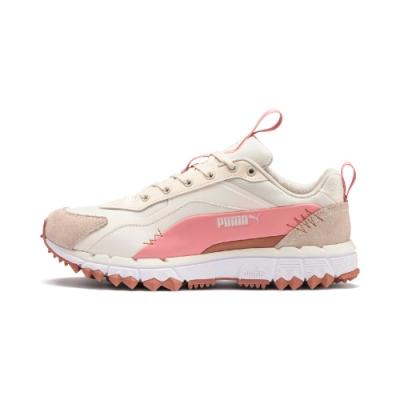 PUMA-TRAILWOLF 女性復古慢跑運動鞋-牙白
