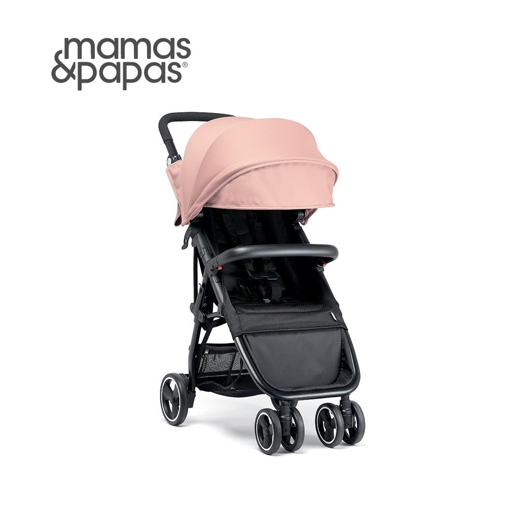 Mamas&Papas Acro 輕量秒收 可登機 嬰兒手推車 6m+(石英粉)