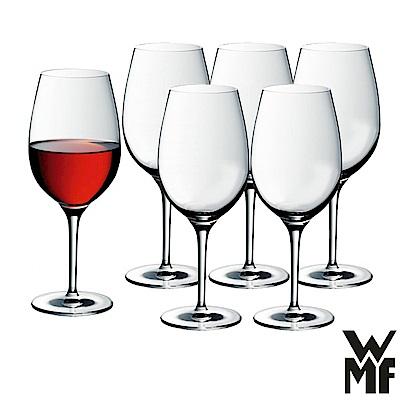德國WMF Smart系列水晶玻璃紅酒杯500ml(6入組)