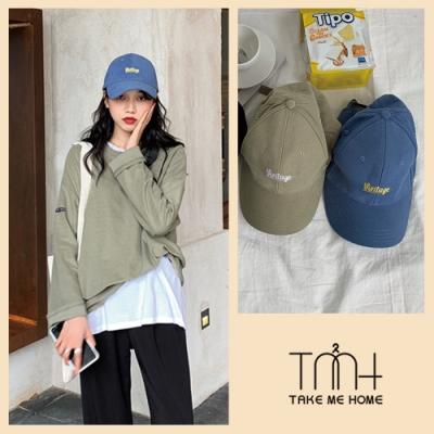 TMH-韓國空運 配色棒球帽-3色