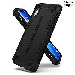 【Ringke】Rearth iPhone XR [Dual X] 雙層背蓋防撞手機殼