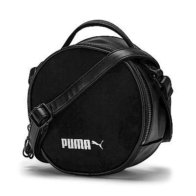 PUMA-女性Prime Premium小側背包-黑色