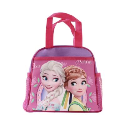 便當袋 迪士尼冰雪奇緣授權正版手提袋  f0383 魔法Baby