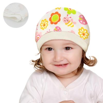 colorland【8入】新生兒帽子 純棉嬰兒帽 胎帽