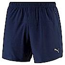 PUMA-男性慢跑系列Pace7吋短褲-馬尾藻海藍-歐規