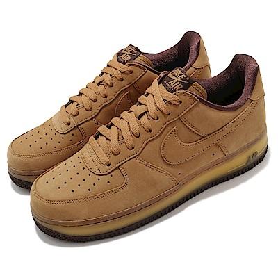 Nike 休閒鞋 Air Force 1 Low 運動 男鞋 Wheat Mocha 經典 AF1 穿搭 棕 DC7504700
