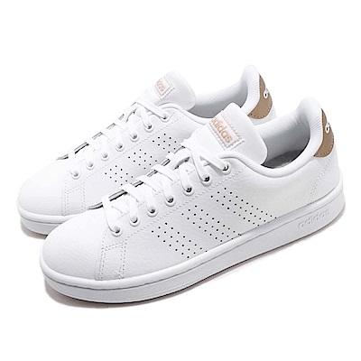 adidas 休閒鞋 Advantage 復古 女鞋