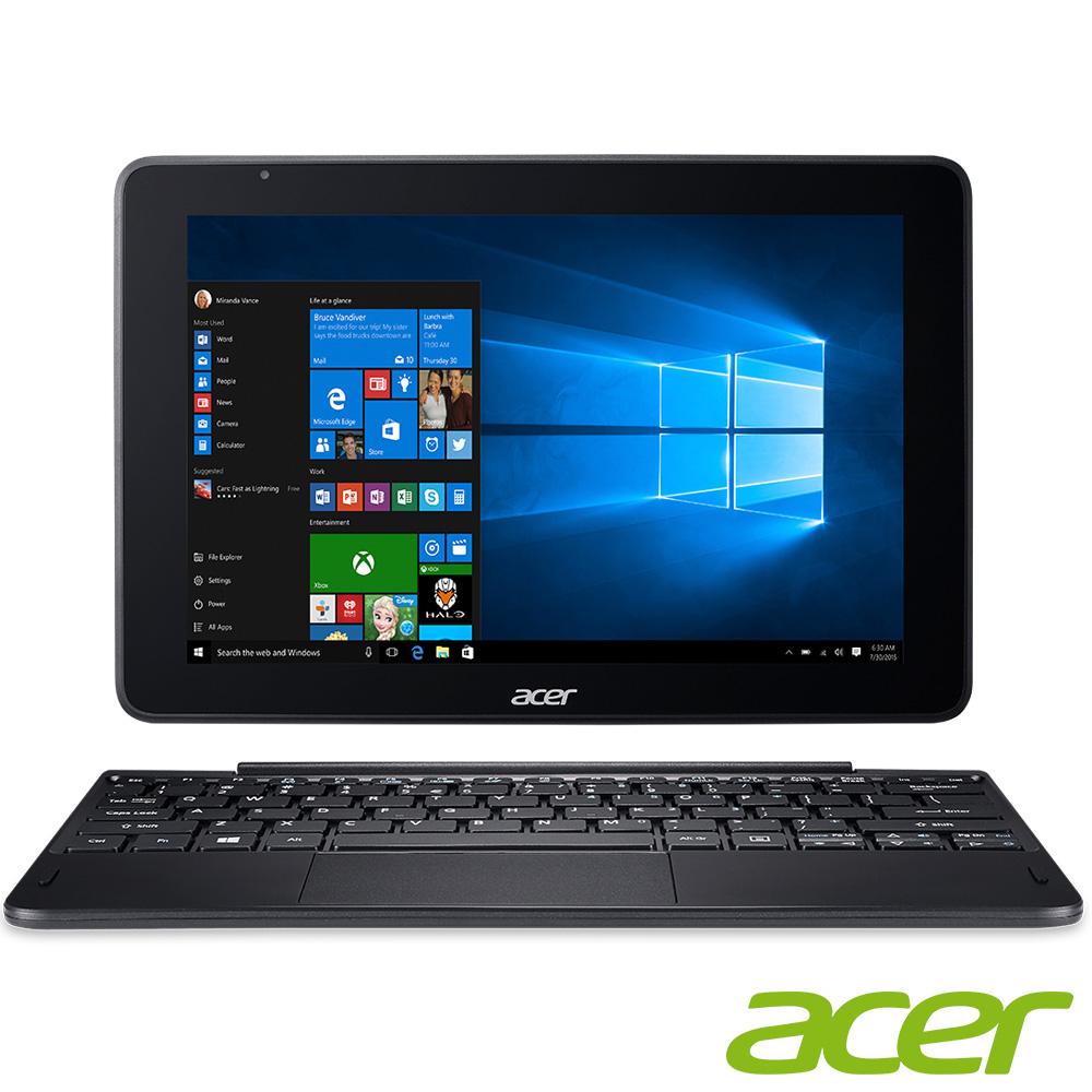 Acer S1003-18DA 10吋四核心變形觸控筆電(福利品)