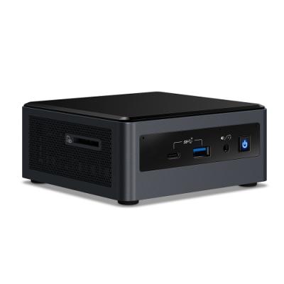 Intel NUC平台i3雙核{金刀之印} 迷你電腦(i3-10110U/256G M.2 SSD)