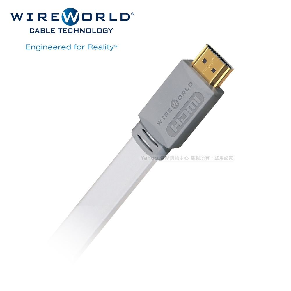 WIREWORLD ISLAND 7 HDMI影音傳輸線 - 3M