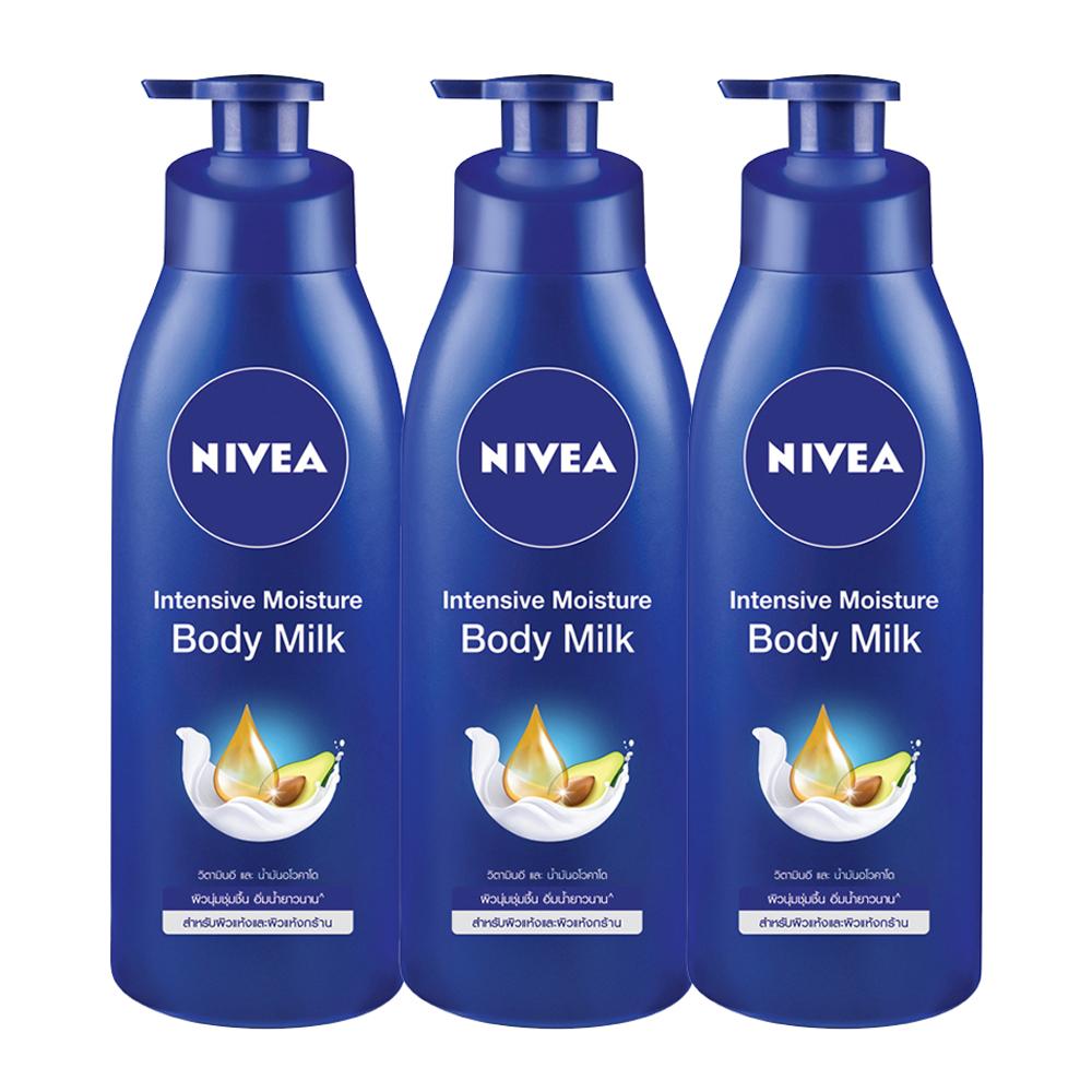 妮維雅滋養潤膚乳液600ml 3入 (有效期至2020/08/01)