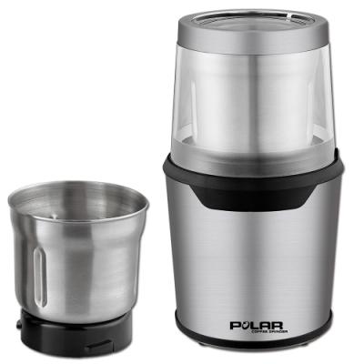 POLAR普樂多功能咖啡研磨機(雙杯) PL-9120