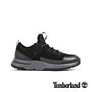 Timberland 女款黑色磨砂革運動鞋|A1ZPN