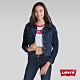 Levis 女款 牛仔外套 修身版型 保暖纖維 內刷毛 彈性布料 product thumbnail 1