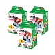 富士 instax mini 空白底片 3盒 (6入共60張) product thumbnail 1