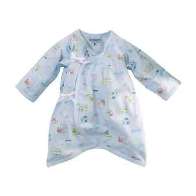 台灣製薄款純棉護手蝴蝶衣 a70332 魔法Baby