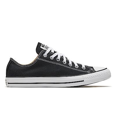 CONVERSE-男女休閒鞋M9166C-ALL STAR低筒黑