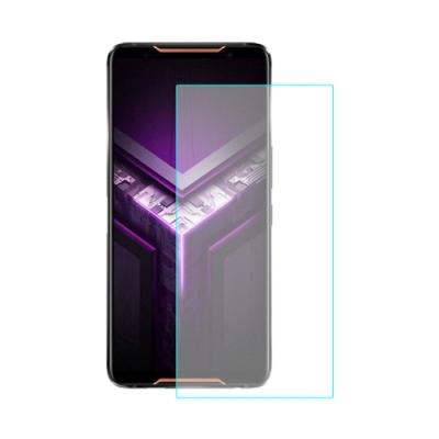 【SHOWHAN】ASUS ROG Phone 2 鋼化玻璃0.3mm疏水疏油抗指紋保護貼