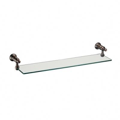 Formula 古銅色玻璃平台架 Y-6500