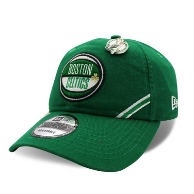 New Era 9TWENTY 920 NBA DRAFT 棒球帽 塞爾提克
