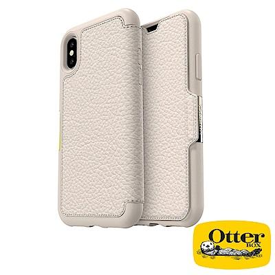OtterBox iPhoneX步道系列保護殼-霧杏白