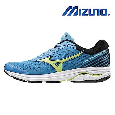 MIZUNO 美津濃 WAVE RIDER 22 男慢跑鞋 J1GC183135