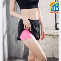 UV-Life韓系高端機能運動瑜珈褲(S-