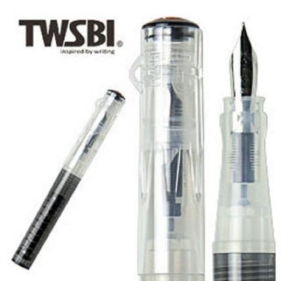 台灣三文堂 鋼筆 TWSBI GO 黑色EF 尖