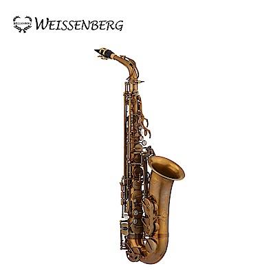 Weissenberg A-600NL Alto 中音薩克斯風 復古經典款