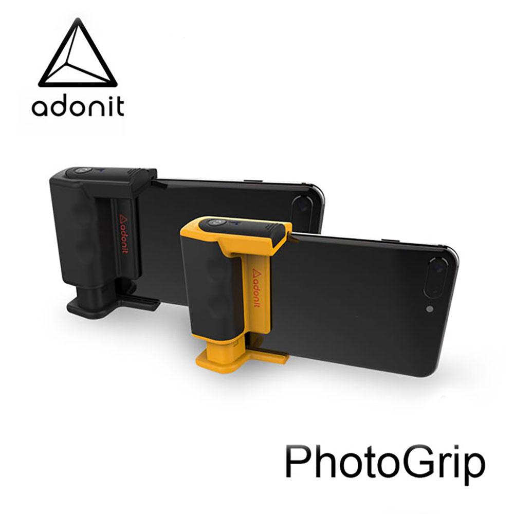 【Adonit 煥德】PhotoGrip 無線藍牙拍照握把 美拍神器