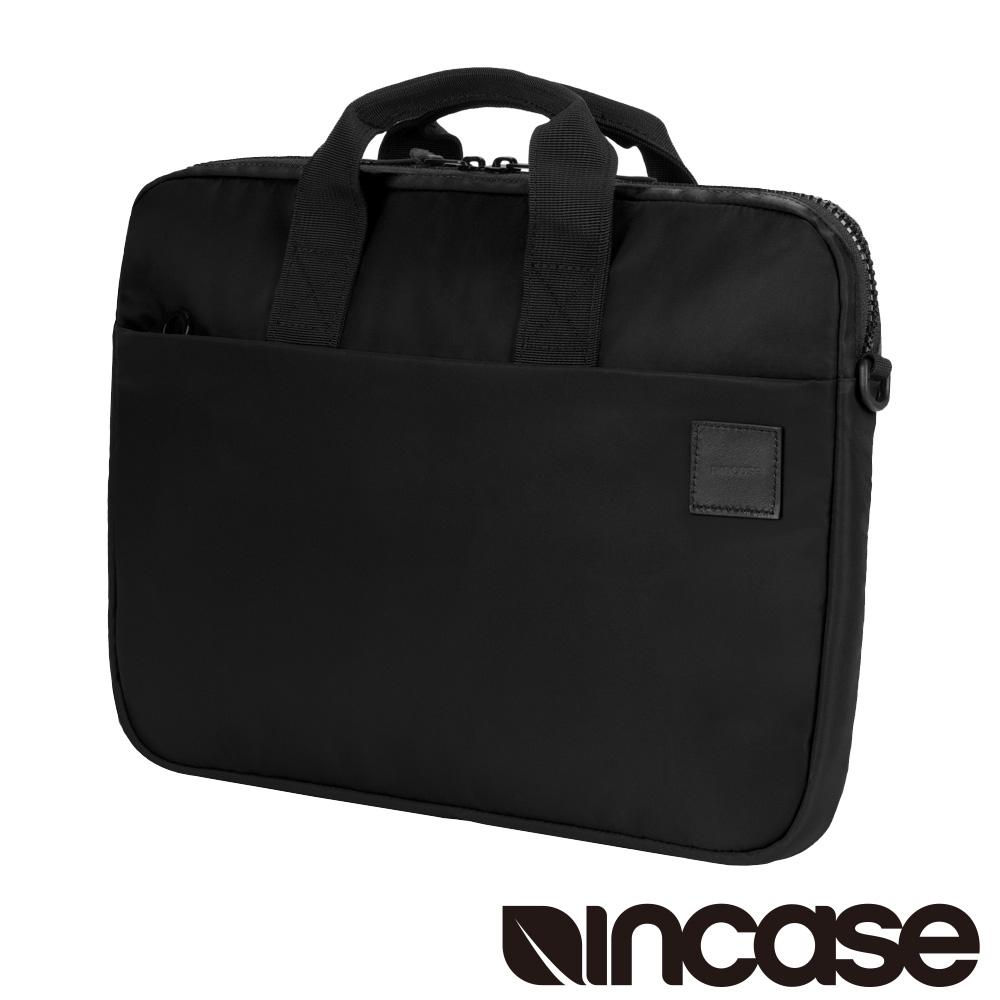 INCASE Compass Brief 15吋 飛行尼龍手提 / 肩背筆電公事包 (黑)