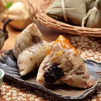 (滿額)小川漁屋 古早味大肉粽2顆(250G±10%/顆)