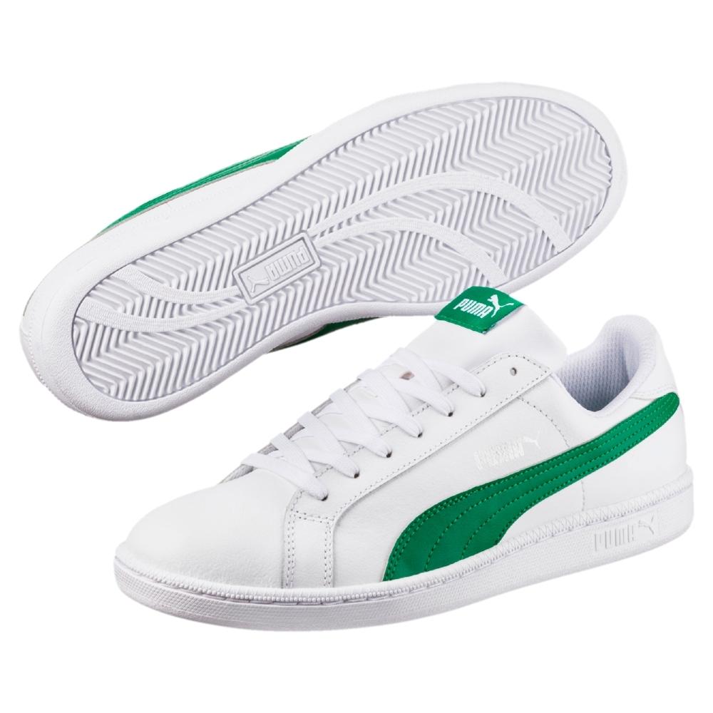 【PUMA官方旗艦】Puma Smash L 網球休閒鞋 男女共同 35672225