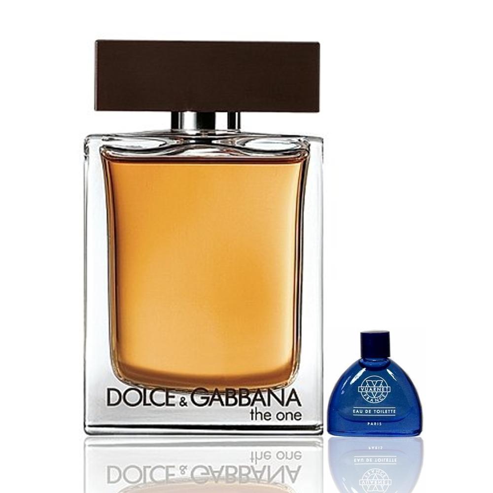 Dolce & Gabbana The One唯我男性淡香水150ml搭贈藍調小香3ml