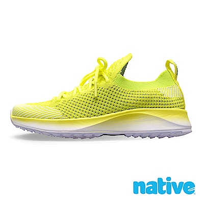 native MERCURY 2.0 男/女鞋-螢光綠