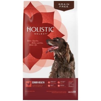 Holistic Select活力滋-無穀小型幼犬-低敏魚加雞挑嘴配方 4磅/1.81 kg