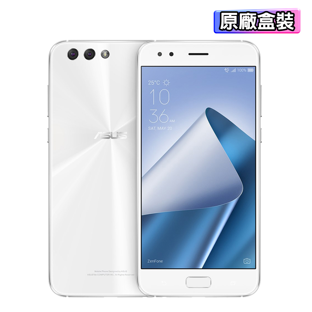 【福利品】華碩 ASUS ZenFone 4 ZE554KL (3G/32G) 5.5吋智慧型手機