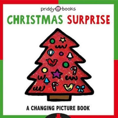 Christmas Surprise 聖誕節變色書(美國版)